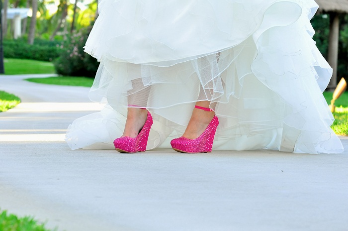 Ask Marsha Ann Know Your Destination Wedding Shoes Sandals