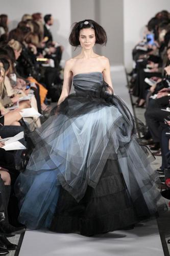 Oscar de la Renta Gown 2012