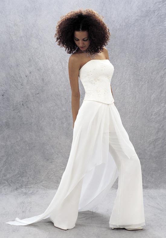 wedding dress pants
