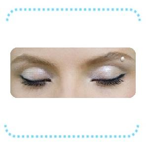 Makeup- metallic