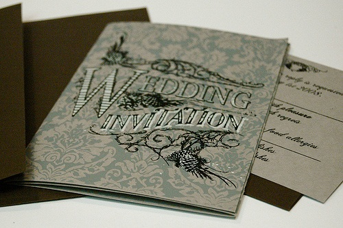 wedding invite kid